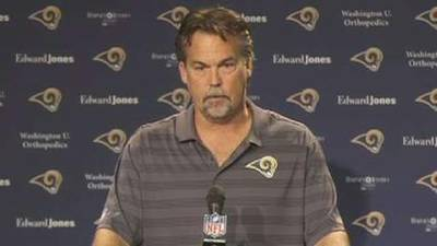 News video: Jeff Fisher on Losing Bradford for Year